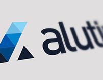 ALUTIPO - Branding + Site