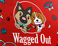 Wagged Out - Brand Identity