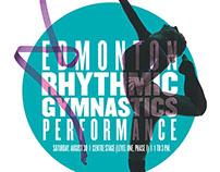 Edmonton Rhythmic Gymnastics Event
