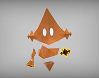 Polyseum - I.D.E. Character