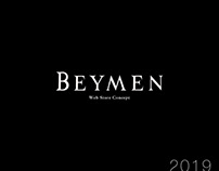 Beymen Web Store| Concept Interface