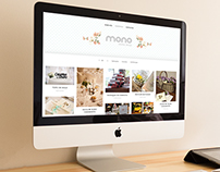 Website: MONO Eventos Design