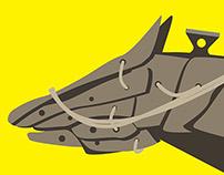 Trojan Horse / Illustration