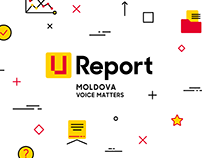 Identity U-Report Moldova