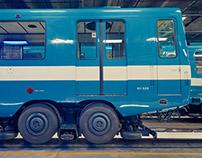 Metro de Montréal - Voiture MR-63