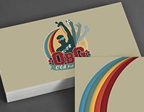 Logo per sito web di cultura pop e games anni '70 e '80