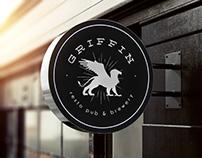 · GRIFFIN · resto pub & brewery