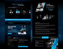 TRUE Hockey Digital Experience Management UI
