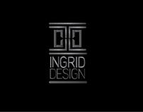 Ingrid Logo Design