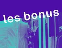 Les bonus - Identité