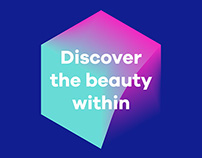 Galati: Discover the beauty within / D&AD Pantone 2015