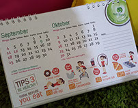 Calendar Nutrifood 2016