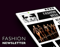 E-mail newsletters for online shopping club