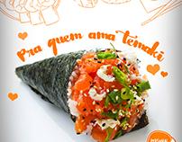 Personal Chef Sushi | Mídias sociais