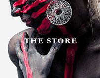 The Store Ecommerce Website