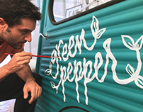 Green Pepper | food truck