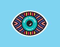Boho Hunter Sticker