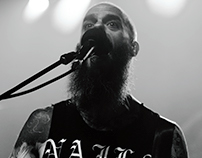 Baroness 2016 - Fonda Theater, Los Angeles, CA