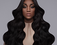 SWAY HAIR Campaign