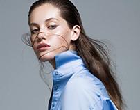 Editorial: 'Models To Watch' for ELLE België