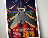 POSTER: International Carnival of Maspalomas 2015