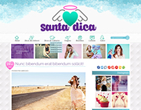 Blog Santa Dica - UI for WordPress