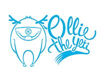 OLLIE THE YETI - Mascotte