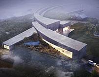 Vatne Arkitekter - Museum