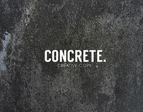 Concrete Creative Copy