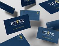 Rover Veterinary Hospital Branding