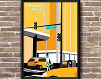 Chicago, windy city