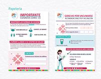 Campaña Vacunación Covid-19 Pedro Aguirre Cerda