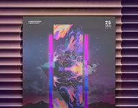BRYZain Artwork Poster