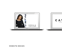 WEB  DESIGN BY SKYLAR TAYLOR DESIGN