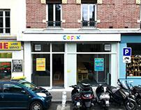 Cofix workshop - Identity design & branding