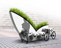 Urban design (multipurpose wall)