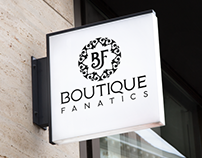 Logo of Boutique Fanatics