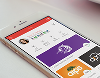 Abudo - Mobile App Design