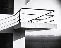 Lucia Moholy, Bauhaus, Dessau, 1926