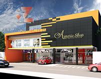 Store Design by AYZ ARQUITECTOS