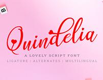 Quindelia Font