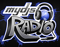 Logo: MY DJs Radio