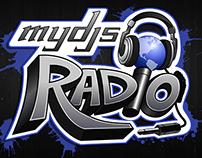 Logo: MY DJs Radio