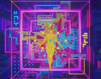 Aurora - Exhibition IV YELLOW