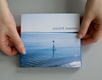 SOUND WAVES CD/DVD PACKAGE DESIGN