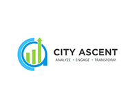 CityAscent Logo Design