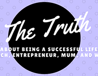Being a Life Coach, Entrepreneur, Mum, and Wife