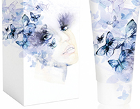 Beauty & Cosmetics Packaging Illustrations