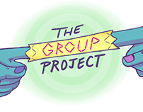 Logo Design - The Group Project & Everything That Rises