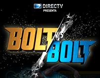 Bolt v/s Bolt [Interactive website concept]